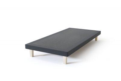 Sleepwell BLUE Frame viengulės lovos rėmas, tamsiai pilka spalva