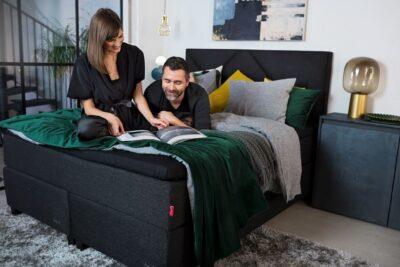 Kas yra Continental lova?