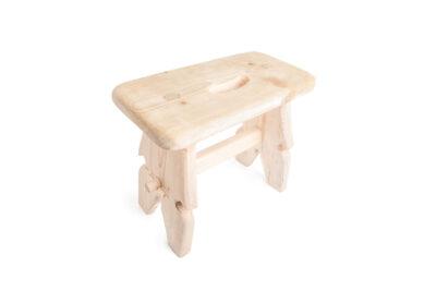 Lovos staliukas - suoliukas prie lovos su rankena USLA